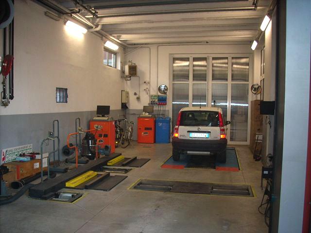 Salv assistance di salv luca autoff salv for Piani di officina di garage